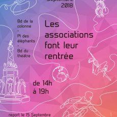 L'ADDCAES au Forum des Associations de Chambéry