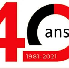 40 ans !